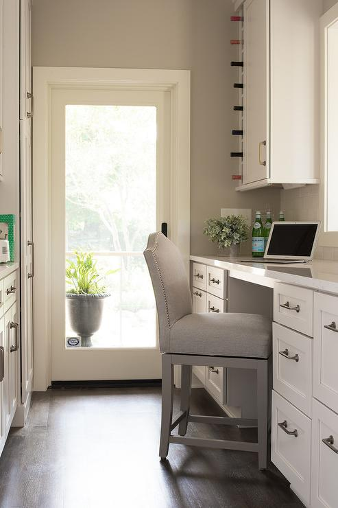 White Pantry Cabinet