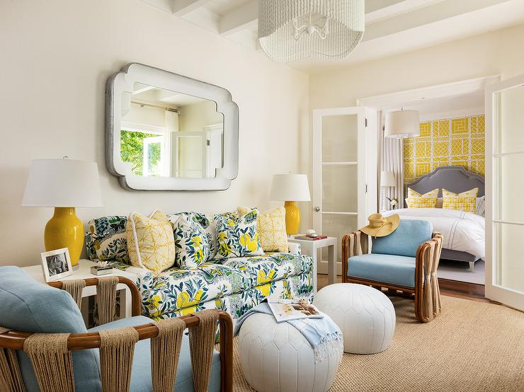 blue accent chairs for living room red and gray ideas yellow - transitional