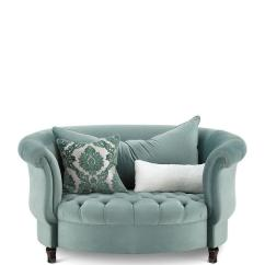 Chair Stool Target Sure Fit Dining Covers Reviews Dandy Teal Tufted Leather Accent