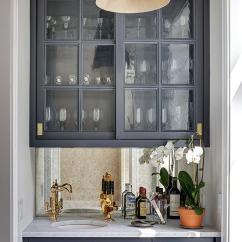 Upper Kitchen Cabinets Modern Online Dark Gray With Light Backsplash Design Ideas