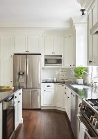 Oil Rubbed Bronze Cabinet Pulls With Stainless Appliances ...