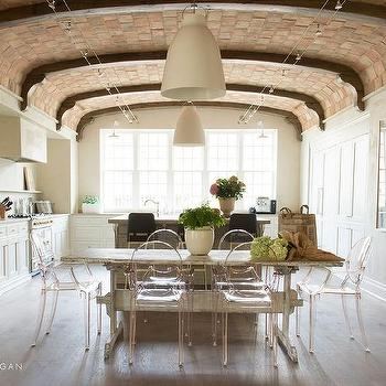 tan fabric sofa bed slipcovers whitewashed wood ceiling beams design ideas