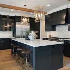 Hgtv Kitchen Backsplash Fans Black And White - Contemporary