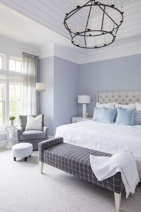 Cottage Bedroom Sherwin Williams Samovar Silver
