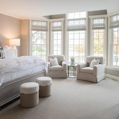 How To Decorate Oblong Living Room Light Orange Ideas White And Grey Bedrooms - Transitional Bedroom Kelly ...