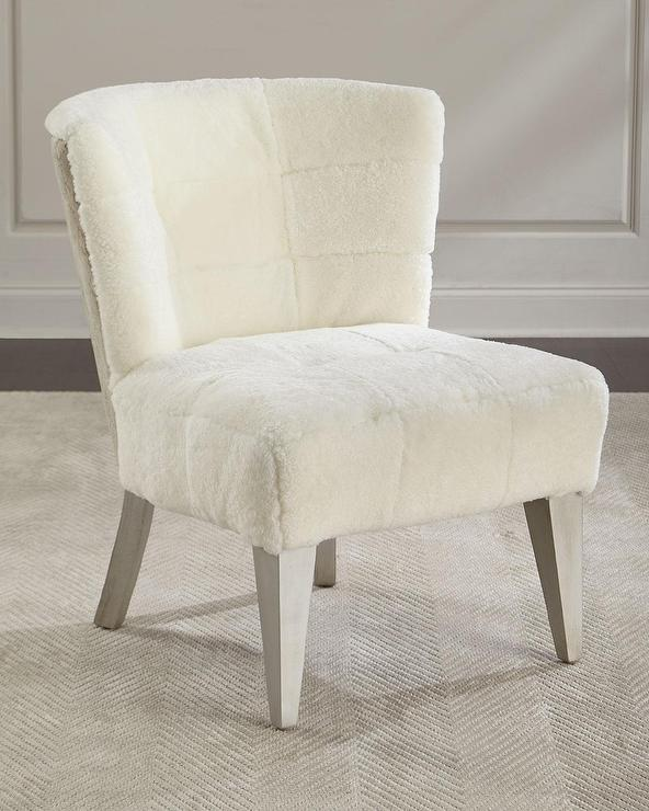 dark blue velvet accent chair walmart hammock leather and white fur sling
