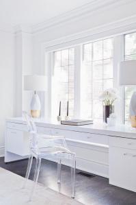 Desk Under Window Design Ideas