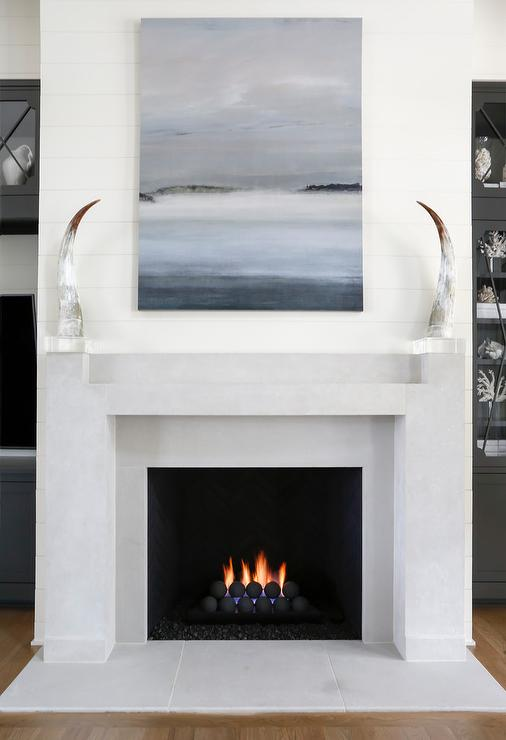 pictures of black and white living rooms old fashioned room ideas shiplap fireplace wall design