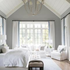 Gray Linen Sofa Slipcover Kmart Throws White And Grey Bedroom With Tufted ...