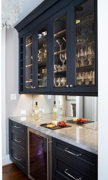 Butler Pantry Wine Cooler Design Ideas
