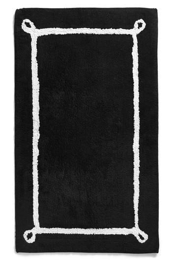Calligraphy Bath Rug  Neiman Marcus
