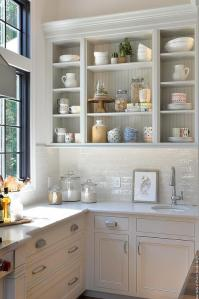 Light Gray Kitchen Cabinets Design Ideas