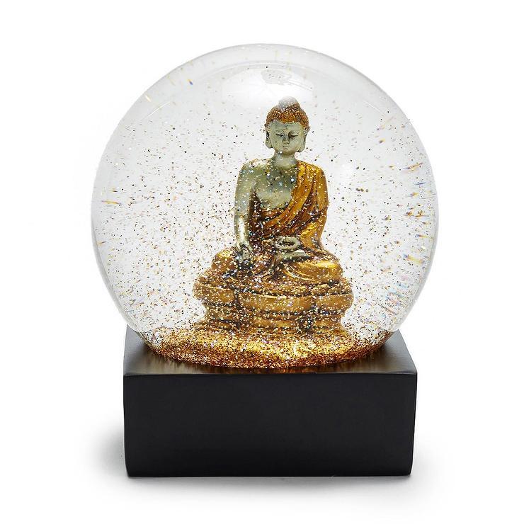 Antique Golden Buddha Statue  Neiman Marcus