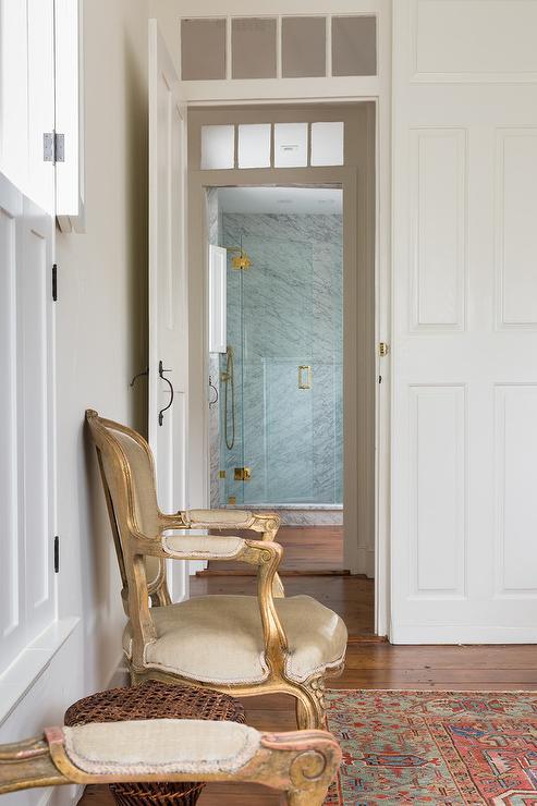 Gray And Gold Bathroom Design Ideas