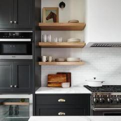 Kitchen Hood Design Cabinet Door Replacements White Plaster Ideas Black Cabinets With Range
