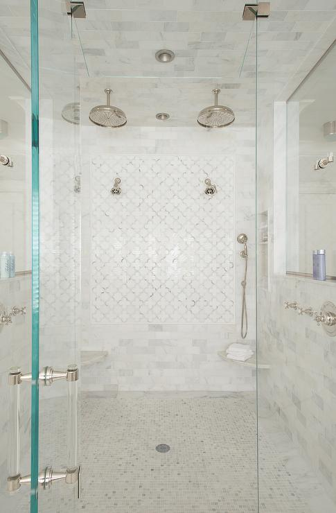 His And Her Shower Heads Design Ideas