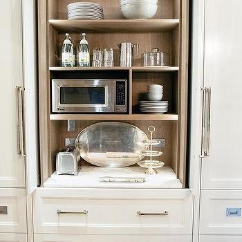 hidden microwave design ideas