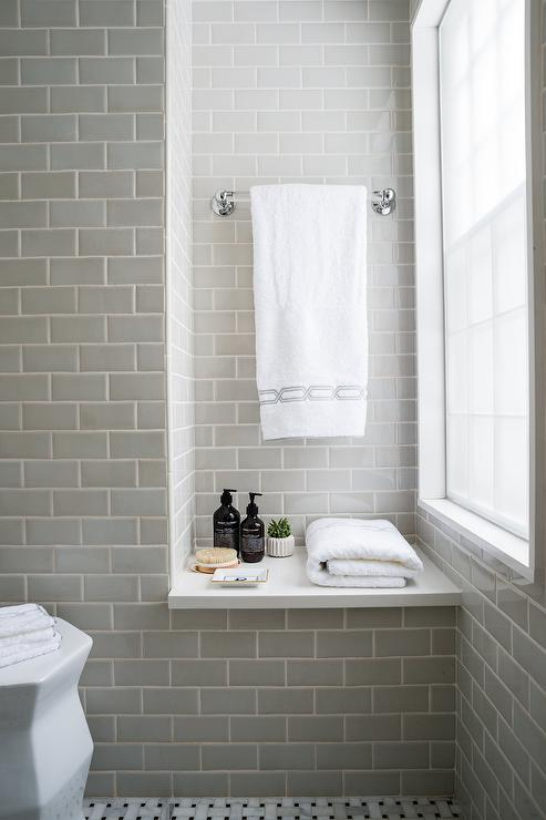 Subway Tile Shower Design Ideas