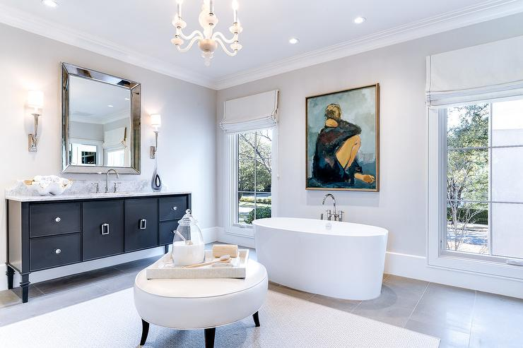 Elegant Master Bathroom Design Ideas