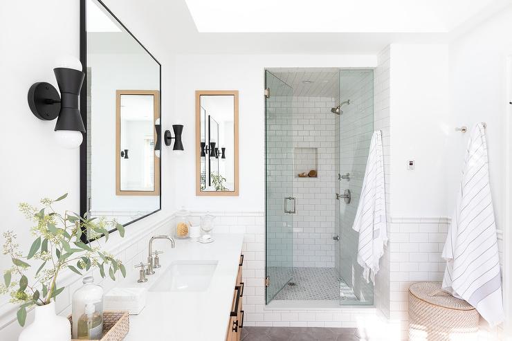 beige shower tiles design ideas