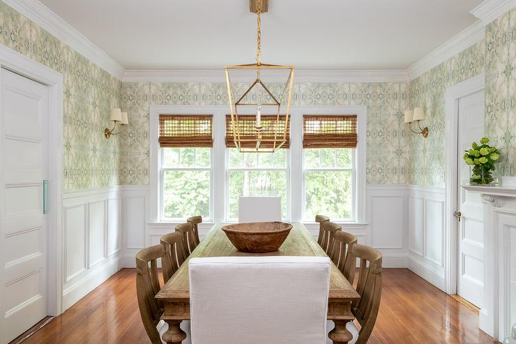 Dining Room Wainscoting Design Ideas