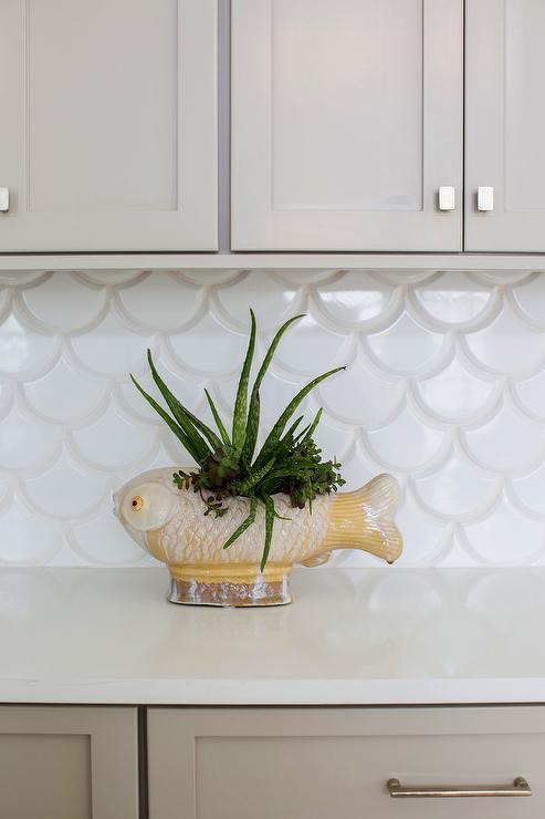 fish scale tiles design ideas