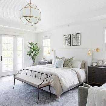 windows above bed design ideas
