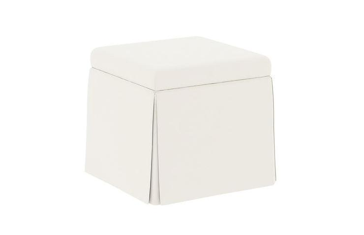 room essentials cube storage ottoman in