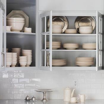 Open Kitchen Cabinets Design Ideas