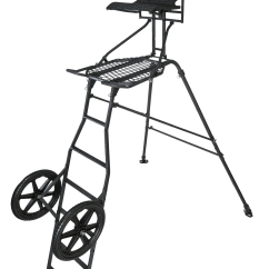 High Chair Deer Stand Quick Diy Covers Need Suggestions For Tripod Hunter Forum