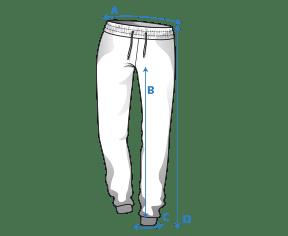 Babystaff Брюки / Спортивные брюки Puppy белый 102111