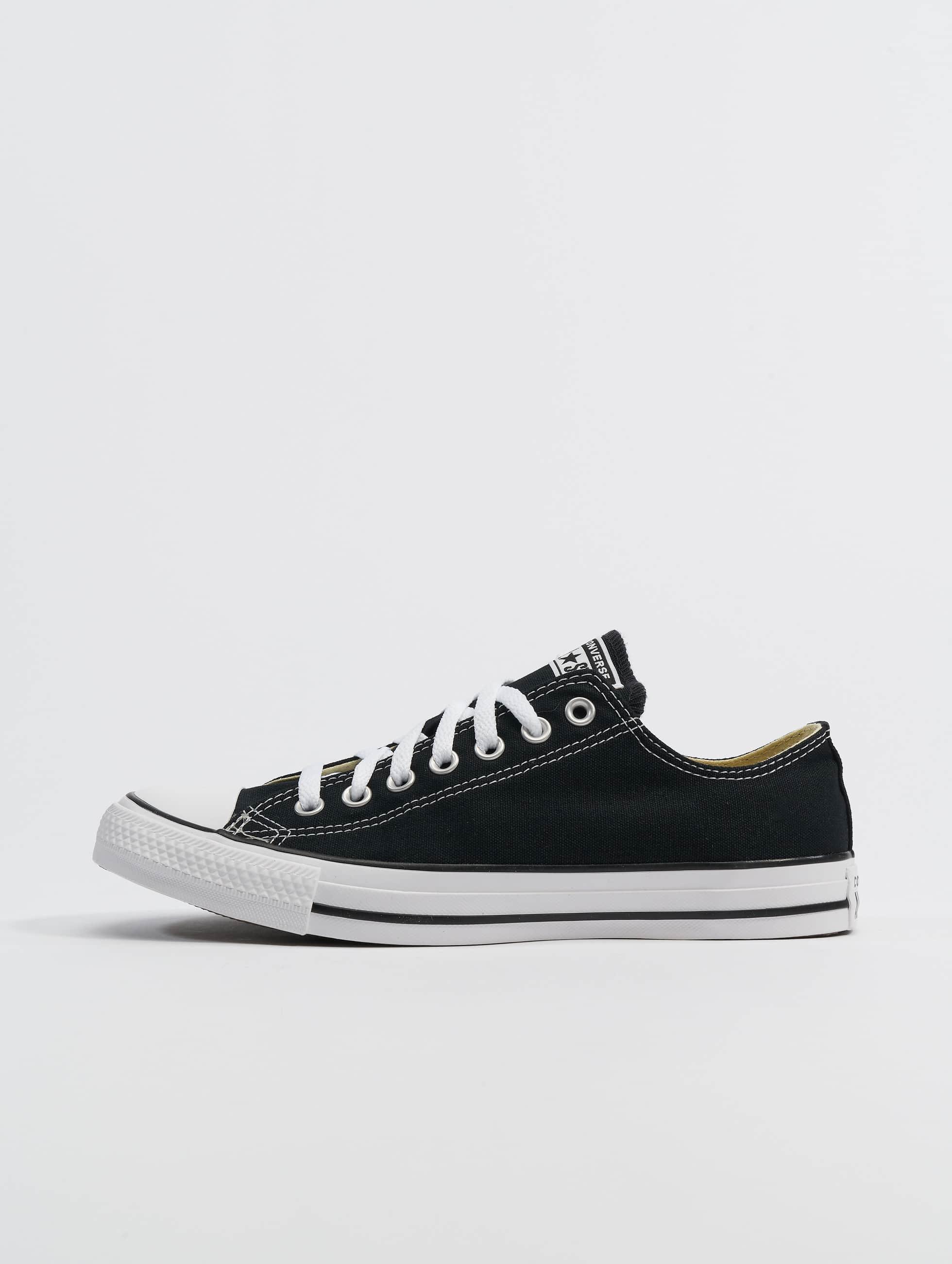 Converse Sneaker All Star Ox Canvas Chucks In Schwarz