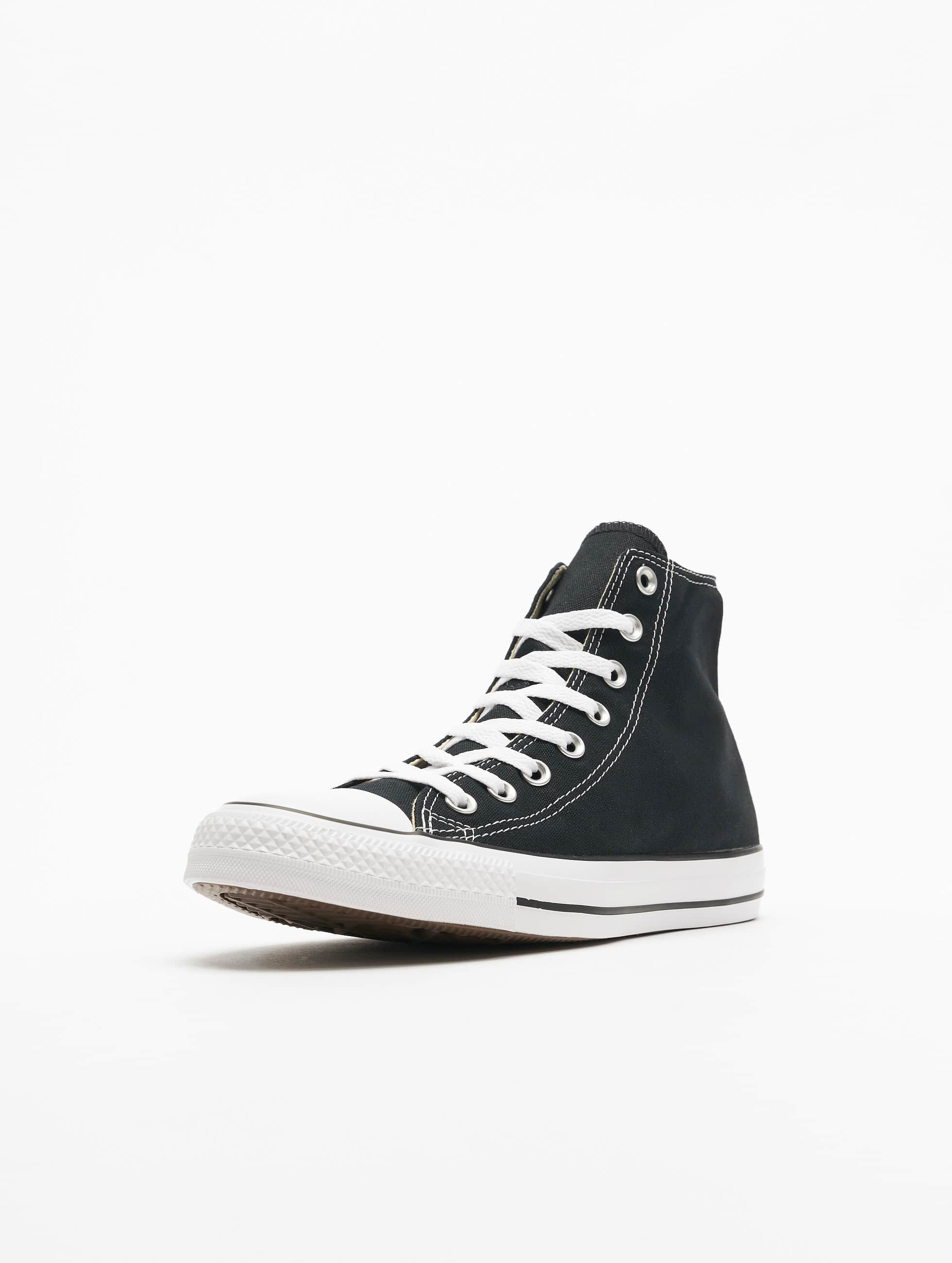 Converse Herren Sneaker All Star High Chucks In Schwarz