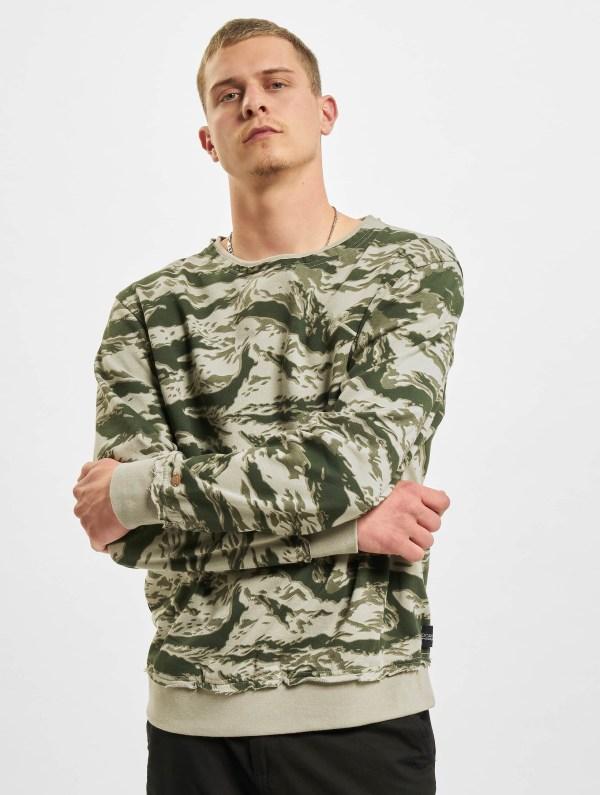 Rocawear Herren Pullover Sweatshirt In Camouflage 304906