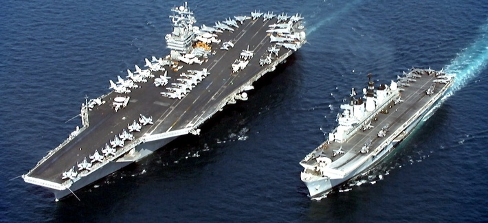 Gulf 2014 Navy Us Persian