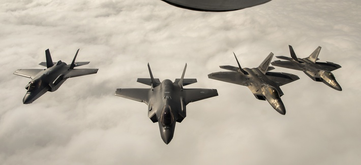 Lockheed Pitching F  Hybrid To Us Air Force