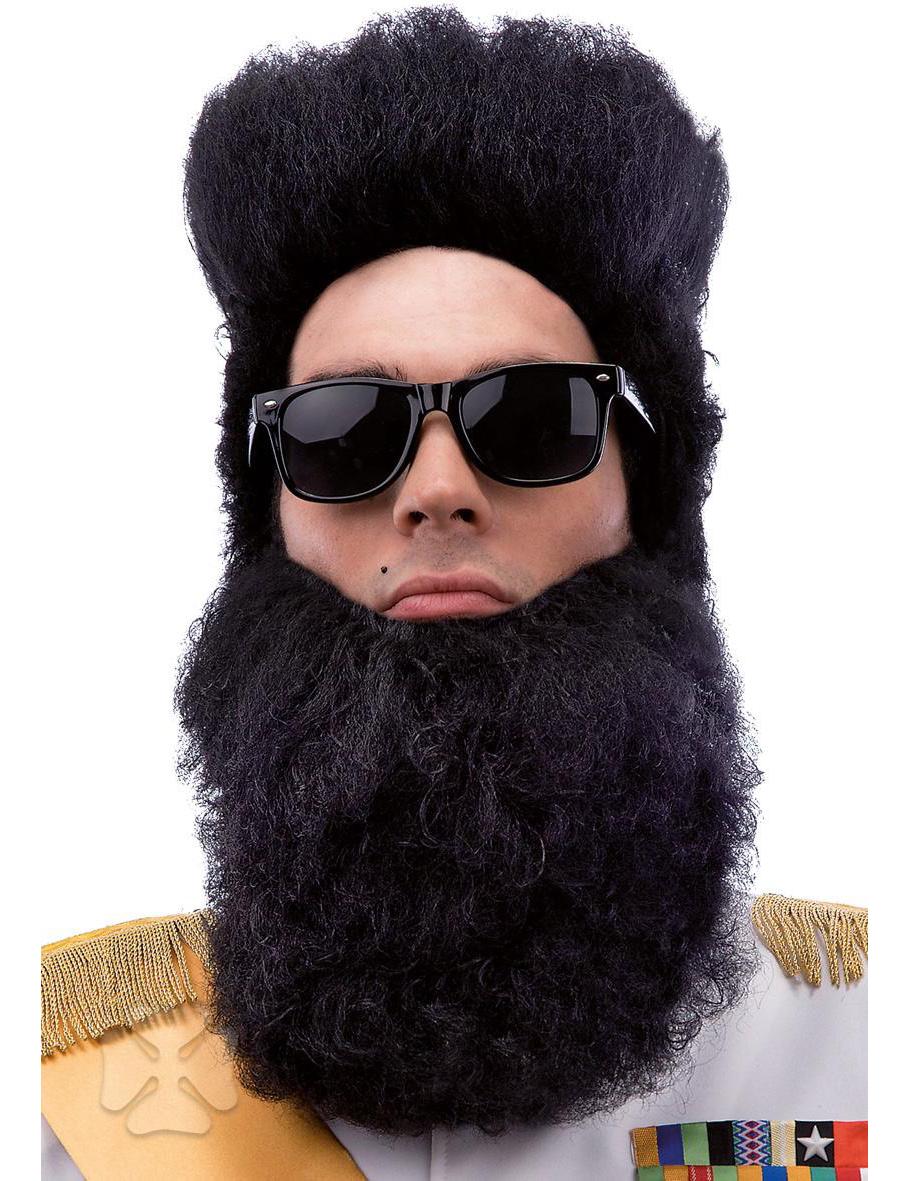 Barbe Noire Dictateur Adulte Deguise Toi Achat De
