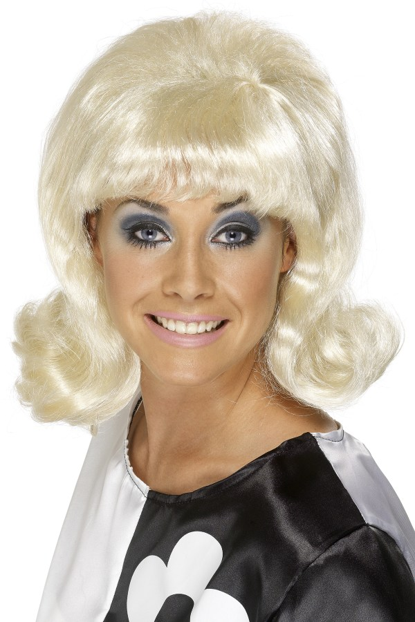 Blonde 60s Wig Women Wigs And Fancy Dress Costumes