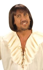 parrucca medievale uomo parrucche