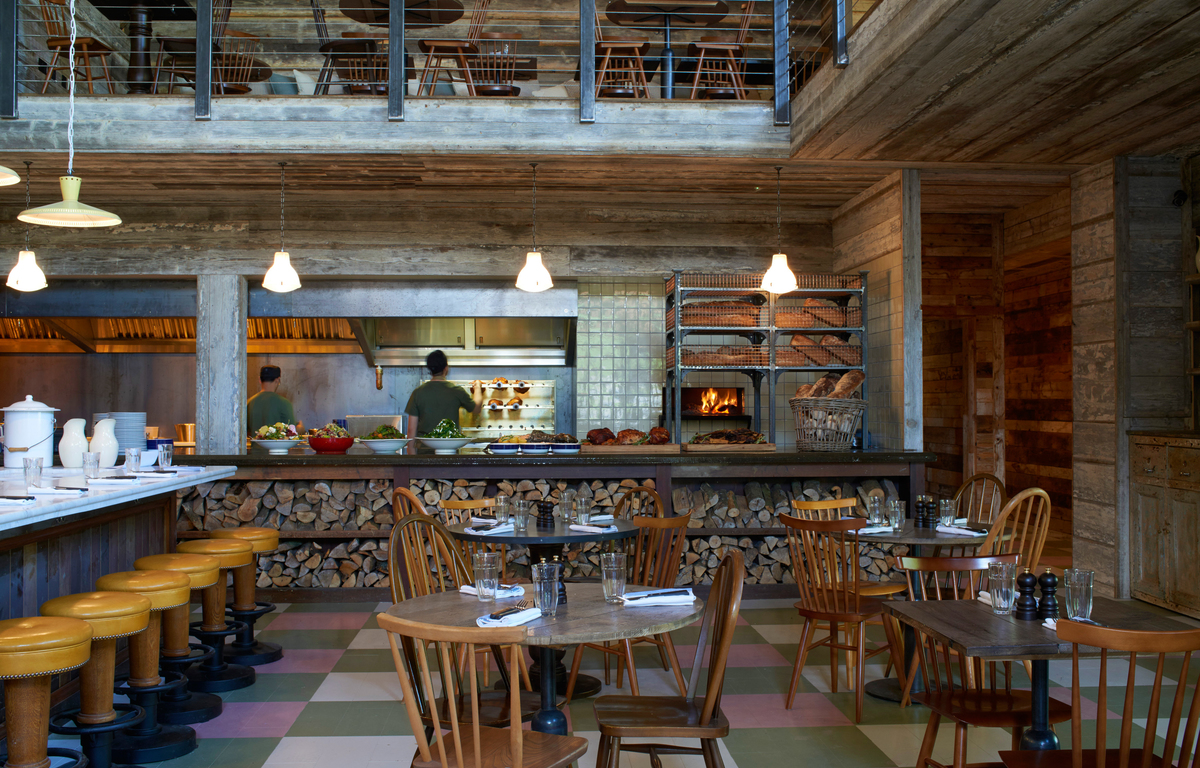 Farm Shop Restaurant Listable