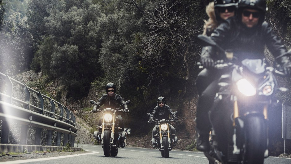 BMW Motorrad Editorial Shoot Credits to Laurent Nivalle.