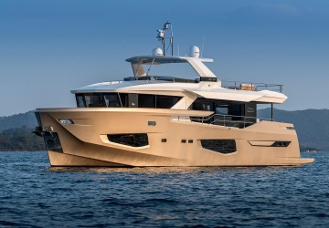 26xp Hull #21 85' Numarine 2022
