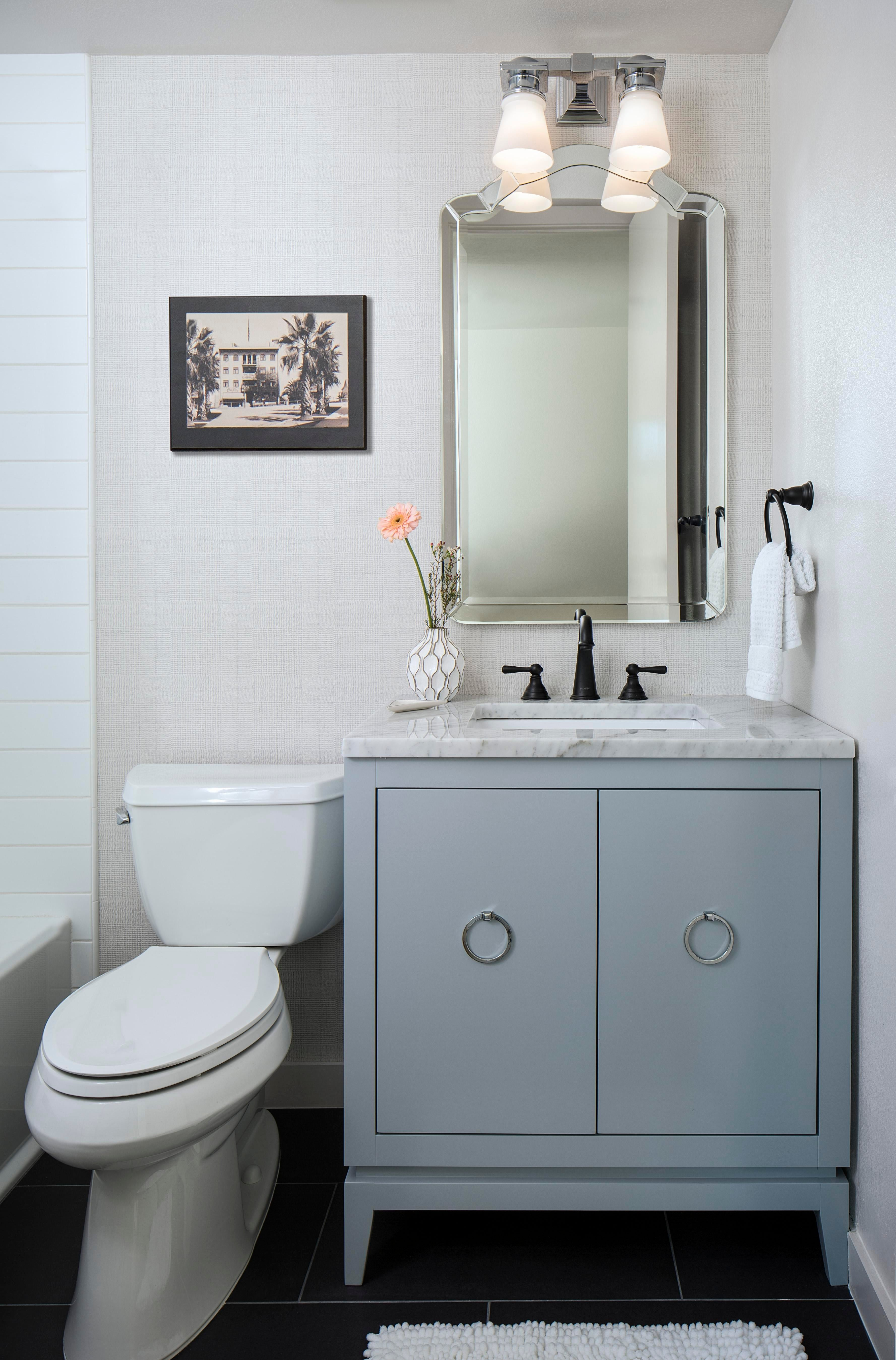 9th Ave Urban Powder Room by CM Natural Designs  Lookbook