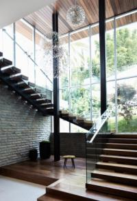 Stylish Lighting Designs for Stairwells - Inspiration ...