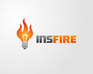 33 Fire And Flame Logo Designs For Your Inspiration