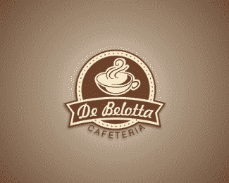 40 CoffeeEspresso Logo Designs for Inspiration DesignBump