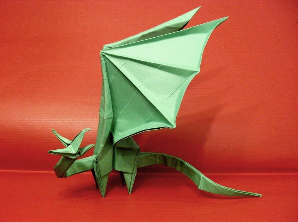 20 Amazing Origami Designs For Inspiration Designbump