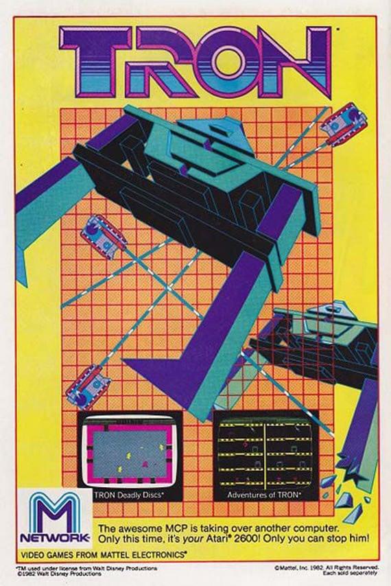 60 Awesome Vintage Games Advertisements DesignBump