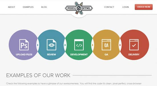 34 Creative Examples Of Icons In Web Design DesignBump