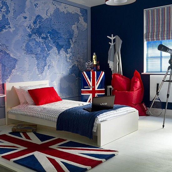 Looking to build up and make the most of your attic space? 30 Awesome Teenage Boy Bedroom Ideas -DesignBump